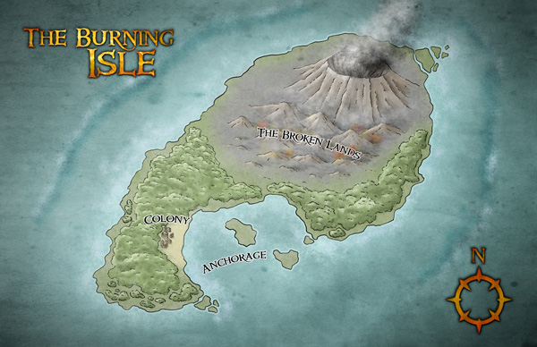 Burning Isle